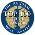 The National Trial Lawyers - Top 100 Trial Lawyers logo